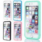 "Built-in Screen TPU Wrap Up Ultra Thin Case Cover For Apple iPhone 6 4.7"" & Pen"
