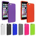 """For iPhone 6 Plus 5.5"""" Ultra Thin Slim Matte Hard Snap On Rubberized Cover Case"""