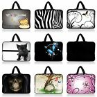 "17"" Laptop Sleeve Bag Carry Case Cover  Hide Handle for HP Envy Touchsmart 17T"