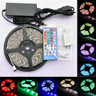 RGBW White 5M SMD 5050 Led Strip Light Waterproof + RGBW Remoter + 12V5A Adapter