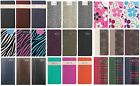 SLIMLINE (Pocket) Diary 2015 - FABRIC Padded/Fashion(Week to View) Large Range