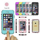 IP68 Waterproof Case for iPhone 6/6s & iphone 6/6s Plus Fingerprint Touch ID