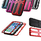 For Apple Cross Hybrid Rubber Hard Snap-on Case Cover Colors