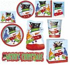 Christmas SNOWMAN BUDDIES Xmas Party Tableware Range - Partyware Decorations