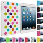 ipad mini retina black - For Apple iPad Mini 1 2 w/ Retina Display TPU Polka Dot Rubber Case Cover Skin