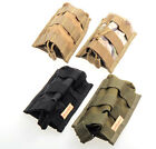 Every Day Carry Tactical Hook & MOLLE Military Single Pistol New  Magazine Pouch