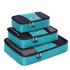 eBags Packing Cubes - 3pc Set 12 Colors Packing Aid NEW