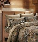 Super Soft Camouflage CAMO 6 Piece Bed Sheet Set Twin Full Queen and King Sizes