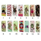 """Owl Design Silicone Rubber TPU Soft Skin Case Cover For iPhone 6 4.7""""         en"""