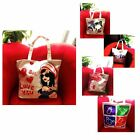2014 New Fashion Casual Canvas Bags Womens Handbag Shoulder Bag 5 Patterns