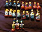 THE SIMPSONS SPARE CHESS PIECES MAGGIE LISA BART HOMER MARGE KRUSTY the CLOWN
