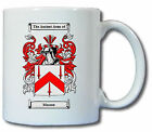 MUSSON COAT OF ARMS COFFEE MUG
