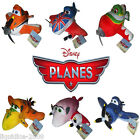 OFFICIAL DISNEY PLANES PLUSH SOFT TOYS DUSTY ROCHELLE SKIPPER CHUPACABRA ISHANI