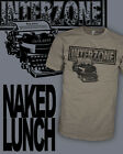 Naked Lunch - William Burroughs - Vintage Typewriter T-Shirt Scoop V-Neck Raglan