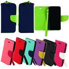 Delux Wallet Leather Pouch Hard Cover Flip Case For Apple iPhone 6
