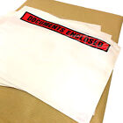 DOCUMENT ENCLOSED ENVELOPES PRINTED A4 (320mm x 235mm) PARCELS POSTAL WALLETS
