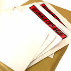 DOCUMENT ENCLOSED ENVELOPES PRINTED PLAIN A4 A5 A6 A7 DL PARCELS POSTAL WALLETS