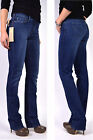 Levi's Jeans Denim 4700 Demi Curve Straight Mid Rise 5pkt Justice - New &