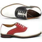 Ferro Aldo Mens Lace up Dress Classic Oxford Shoes w/ Leather Lining MFA-19268
