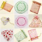 Boutique Organza Wedding Favours Gift Bags Jewellery Package Various Pouches LC