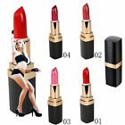 4 Color Makeup Lip Gloss Lipstick Cosmetics Long Lasting Lip Stick 4g New Choose