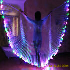 LED isis wings belly dance club light cabaret glow show parade event