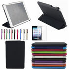 Ultra Slim Magnetic Leather Smart Cover For Apple Ipad With Hard Back Case New