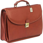 ClaireChase Lawyers Briefcase 3 Colors Non-Wheeled Computer Case NEW