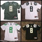 NWT Youth Boy NIKE OREGON DUCKS #8 MARCUS MARIOTA HEISMAN Football Jersey 5 6 7