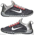 NIKE FREE TRAINER 50 MENs TRAINING MESH SHOE COOL GREY BLACK INFRARED SIZE