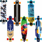 Aloha Aloiki Longboards Komplett Freestyle Cruiser Freeride Downhill NEU