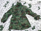 Yugoslavian Serbian Camouflage Cold Weather Winter Jacket And Fleece