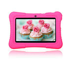 "7"" 16GB Google Android 4.4 Quad Core Tablet PC For Kids Edition Bundle Gel Case"