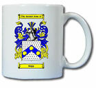 SKIPP COAT OF ARMS COFFEE MUG