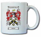 COLBORNE COAT OF ARMS COFFEE MUG