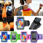 Slim Sports Gym Running Armband Pouch Cover Case For Sharp Aquos Crystal 306
