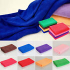 Microfibre Soft Towels Absorbent Quick Dry Sports Travel Gym Bath Camping Beach