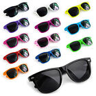 Fashion Retro Vintage Unisex Wayfarer Trendy Cool Shades Sunglasses 12 Colors