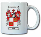 DUTTON COAT OF ARMS COFFEE MUG