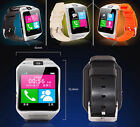 Bluetooth Camera Touch Screen Smart Watch Phone For Android HTC LG G3 Phone