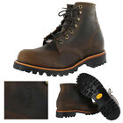 Chippewa Apache Men's Vibram Work Boots Factory Second