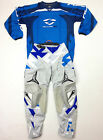 NO FEAR MOTOCROSS MX KIT ROGUE PANTS OLMEC BLUE ALLOY JERSEY enduro shirt NEW