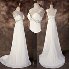 Formal Long Ball Gown Party Prom Bridesmaid Evening Dress Size Stock 6-20