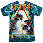 Def Leppard Hysteria Licensed Sublimation Poly Adult Shirt S-3XL