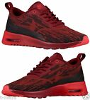 NIKE AIR MAX THEA WOMENs RUNNING M SYNTHETIC TEAM RED BLACK ACTION RED NEW