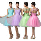 CHEAP Princess Party Gown Bridesmaids Homecoming Prom Party Cocktail Pinup Dress