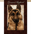 Large Outdoor GERMAN SHEPHERD Full-Size House Flag Discontinued CLEARANCE SALE