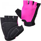 Weight Lifting Cycling Gloves Fitness Body Building Gym Training Fingerless Bar