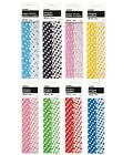 Polka Dots 10 Paper STRAWS (Decoration/Birthday/Celebration)
