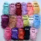 ICE YARNS EYELASH CHUNKY WOOL/YARN - 17 COLOURS - 50g BALLS - HEDGEHOG/OWL/TEDDY